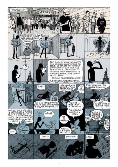 Page 1 Mort & vif