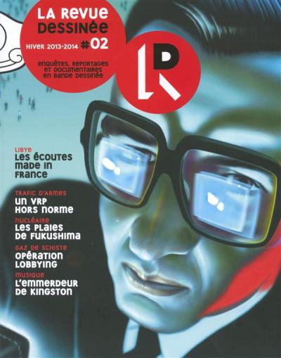 image de La revue dessinée tome 2 - hiver 2013-2014