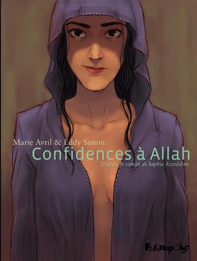 Couverture Confidences à Allah