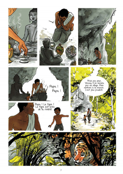 Page 6 Un million d'éléphants