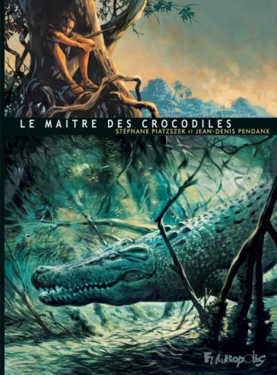 image de Le maître des crocodiles