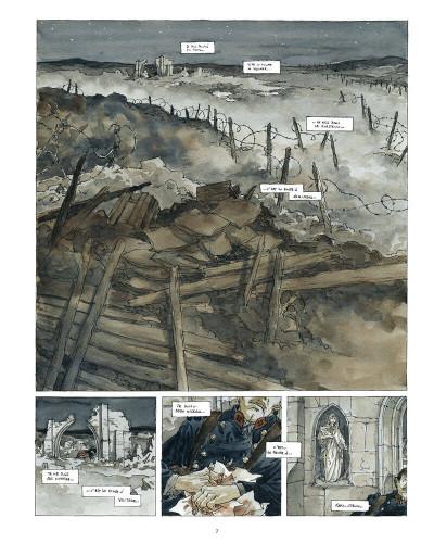 Page 7 Notre Mère la guerre - Intégrale