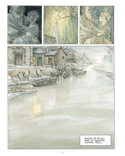 Page 8 Notre Mère la guerre - Intégrale