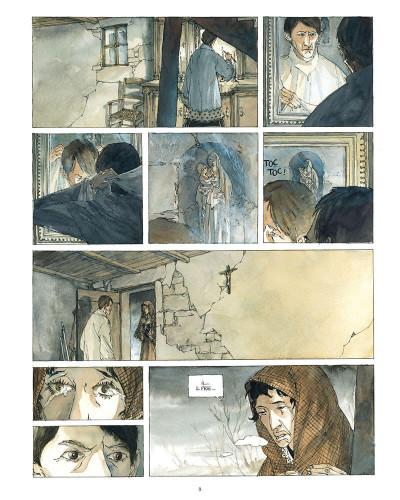 Page 9 Notre Mère la guerre - Intégrale