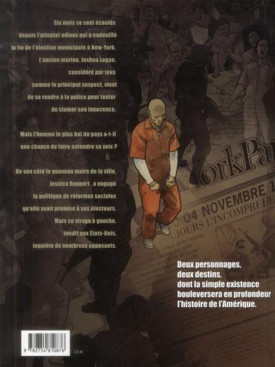 Dos Le pouvoir des innocents - Cycle 2 tome 1