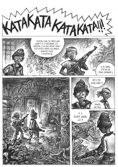 Page 2 Mobutu dans l'espace