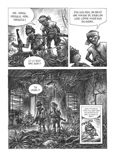 Page 3 Mobutu dans l'espace