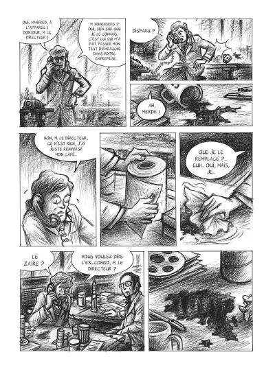 Page 7 Mobutu dans l'espace