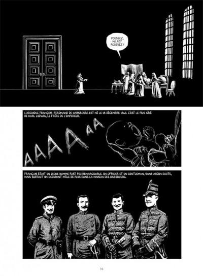Page 1 Gavrilo Princip, l'homme qui changea le siècle