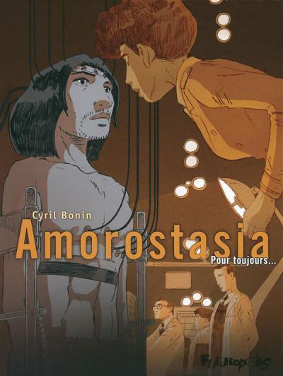 image de Amorostasia tome 2 - pour toujours...