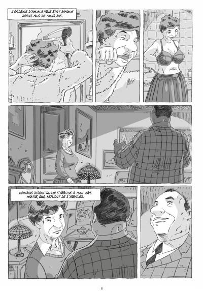 Page 4 Amorostasia tome 2 - pour toujours...