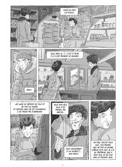 Page 5 Amorostasia tome 2 - pour toujours...