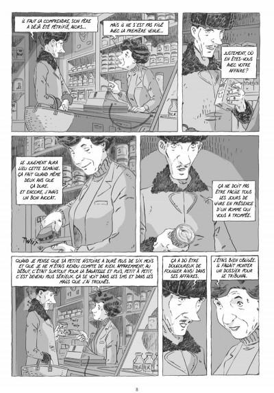 Page 6 Amorostasia tome 2 - pour toujours...