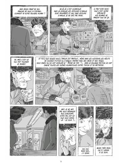 Page 7 Amorostasia tome 2 - pour toujours...