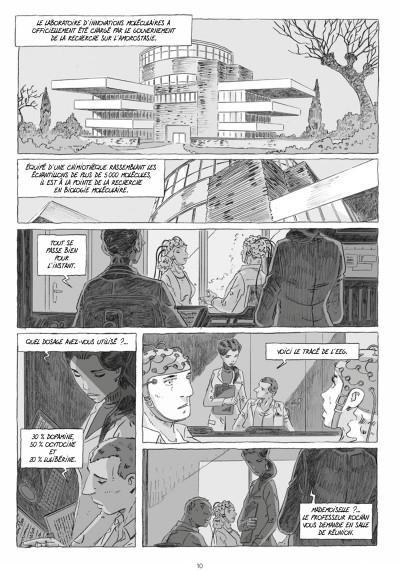 Page 8 Amorostasia tome 2 - pour toujours...