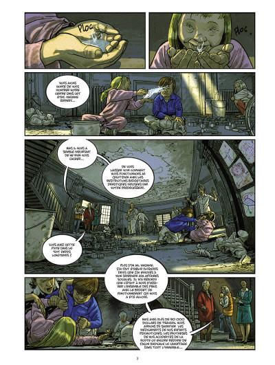 Page 3 Le pouvoir des innocents - Cycle 2 tome 3