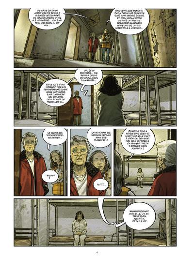 Page 4 Le pouvoir des innocents - Cycle 2 tome 3