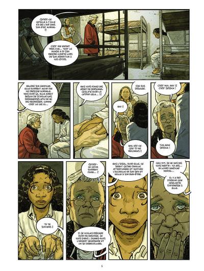 Page 5 Le pouvoir des innocents - Cycle 2 tome 3