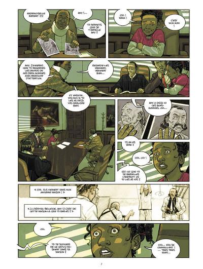 Page 7 Le pouvoir des innocents - Cycle 2 tome 3