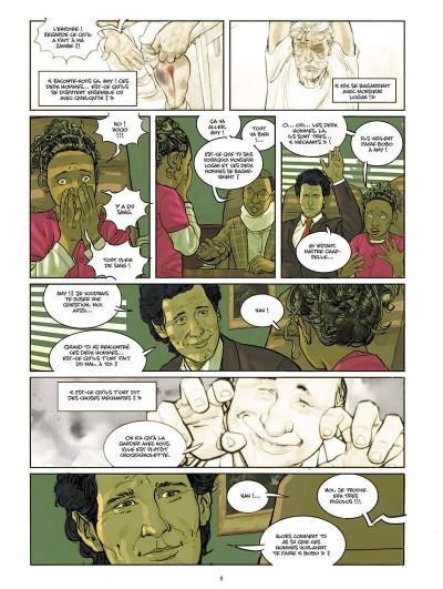 Page 8 Le pouvoir des innocents - Cycle 2 tome 3
