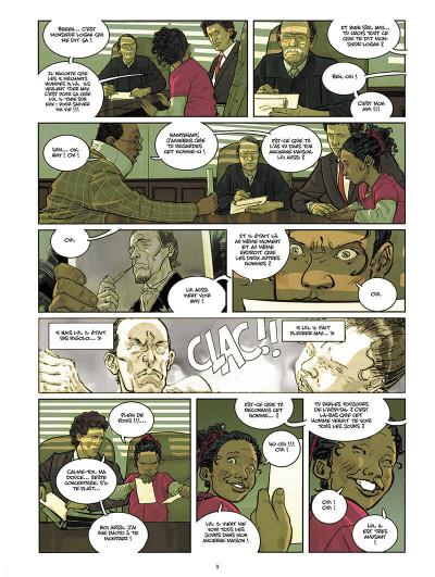 Page 9 Le pouvoir des innocents - Cycle 2 tome 3