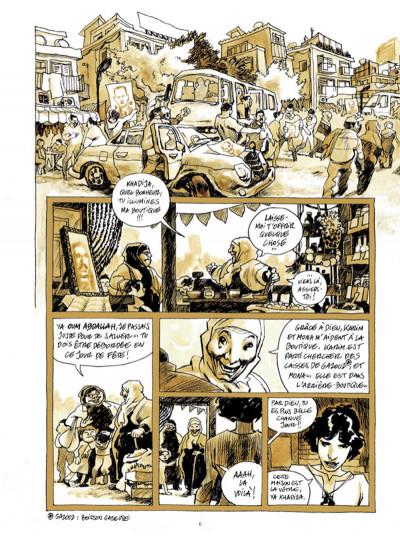 Page 2 La dame de Damas