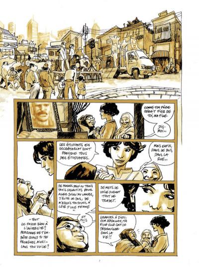Page 3 La dame de Damas
