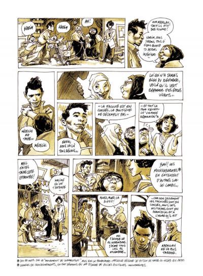Page 4 La dame de Damas