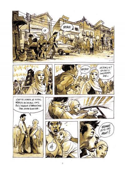 Page 5 La dame de Damas