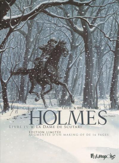 image de Holmes (1854-1891?) tome 4 - la dame de Scutari (édition speciale)