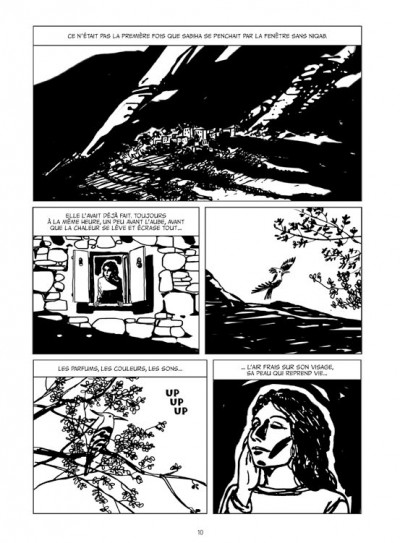 Page 4 Le Monde d'Aïcha - Luttes et espoirs des femmes au Yémen
