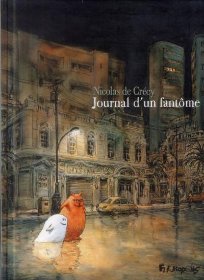 image de Journal d'un fantôme (nouvelle édition)