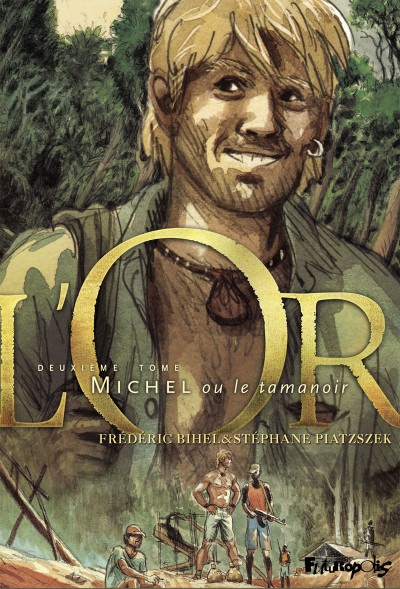 Couverture L'or tome 2