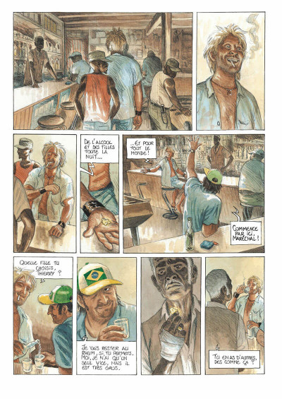 Page 3 L'or tome 2