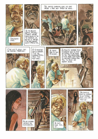 Page 4 L'or tome 2