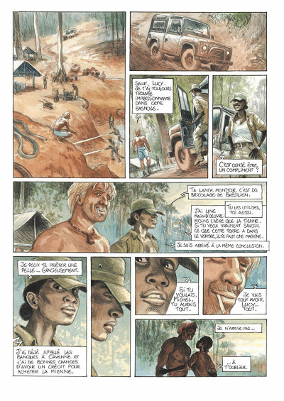 Page 7 L'or tome 2