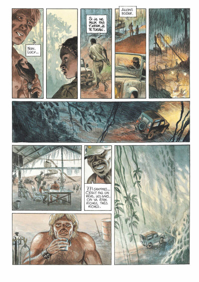 Page 8 L'or tome 2