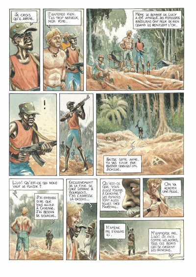 Page 9 L'or tome 2