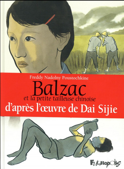 Couverture Balzac et la petite tailleuse chinoise