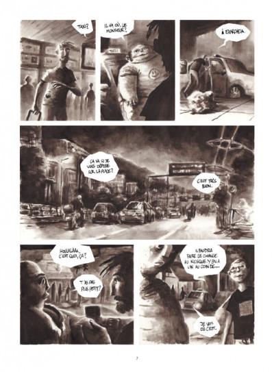 Page 3 Exarcheia - L'orange amère