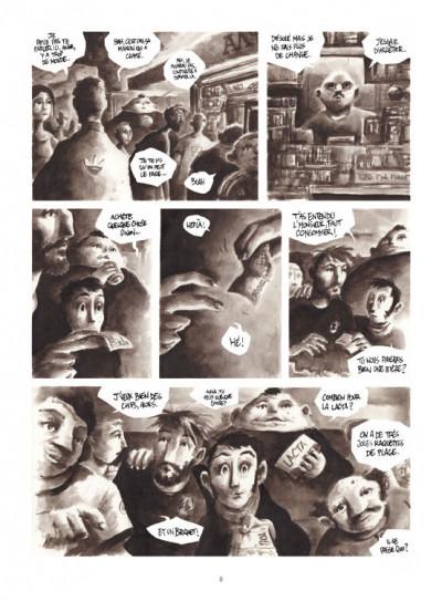 Page 4 Exarcheia - L'orange amère