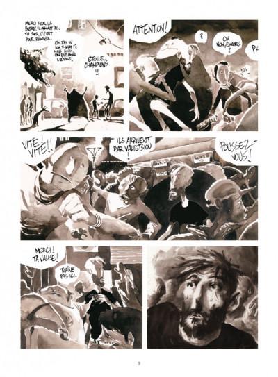 Page 5 Exarcheia - L'orange amère