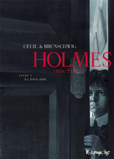 Couverture Holmes (1854-1891?) tome 5