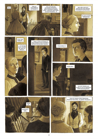 Page 9 Holmes (1854-1891?) tome 5
