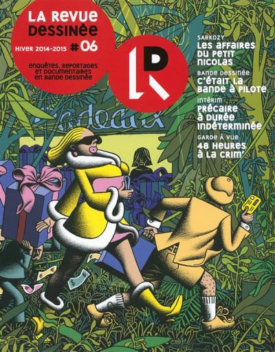 image de La Revue dessinée tome 6
