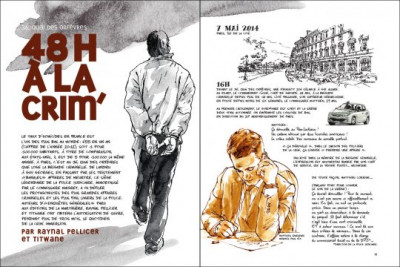Page 1 La Revue dessinée tome 6