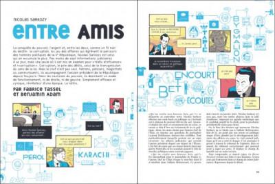 Page 2 La Revue dessinée tome 6