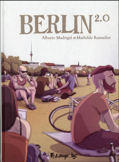 Couverture Berlin 2.0