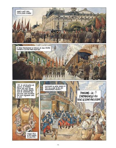 Page 2 Notre Mère la Guerre - Chroniques