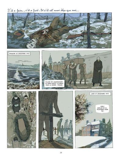 Page 3 Notre Mère la Guerre - Chroniques
